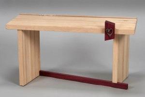 bleeding heart disease coffee table