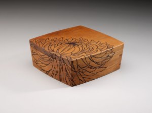 Anthemon Small jewelry box