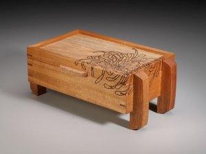 Anthemon Medium jewelry box