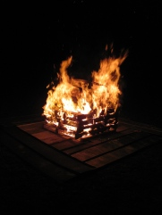 burning 4