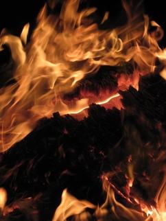 burning 6
